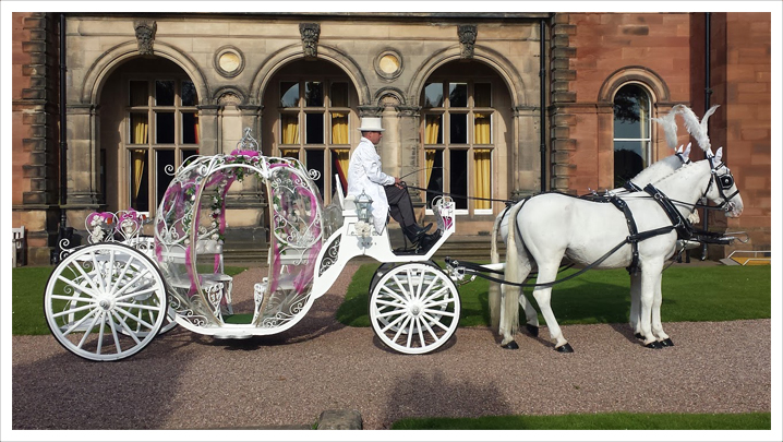 Transport Ideas To Suit Your Wedding Theme