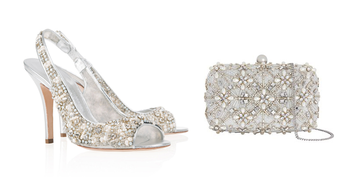18b55b97e7aa 10 bridal shoe and bag pairings