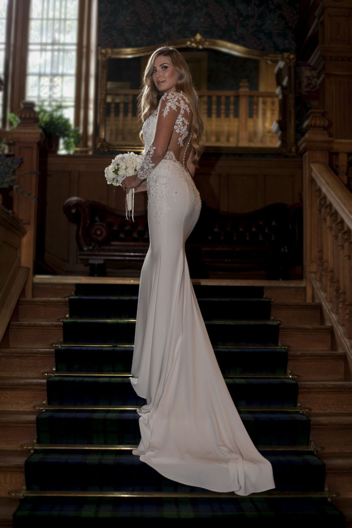 chic-sophisticated-bridal-shoot-north-yorkshire-3