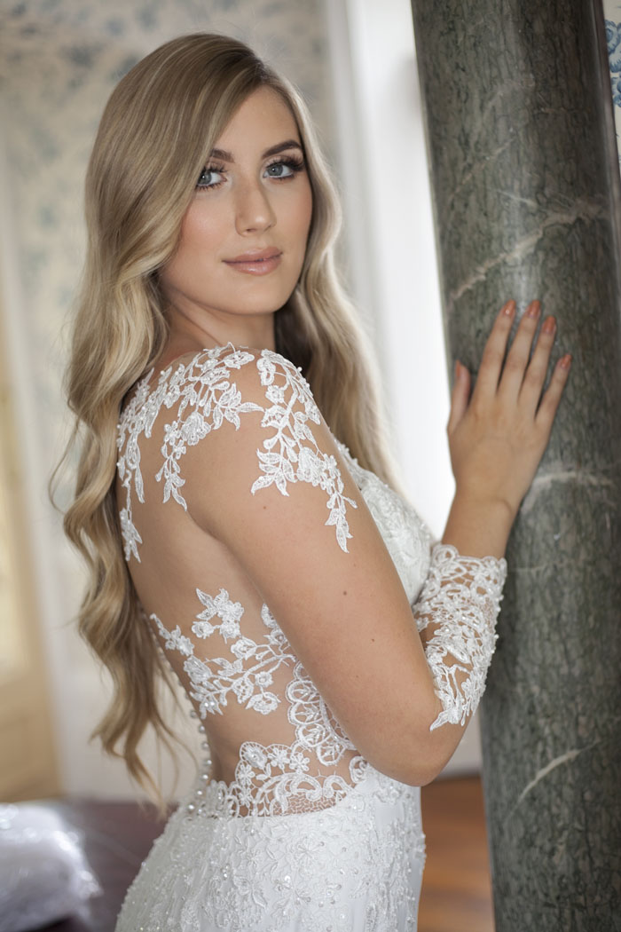 chic-sophisticated-bridal-shoot-north-yorkshire-4
