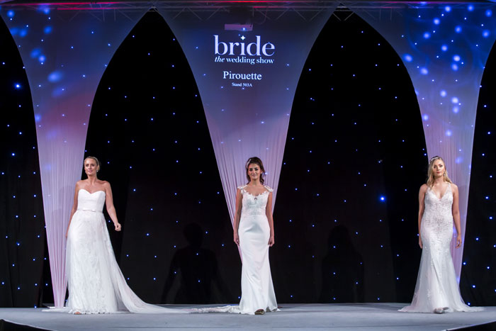 Thousands Flock To Bride The Wedding Show At Westpoint Exeter
