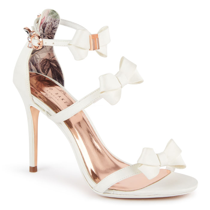 7b666e52483 Ted Baker unveils  Tie the Knot  footwear collection for SS18