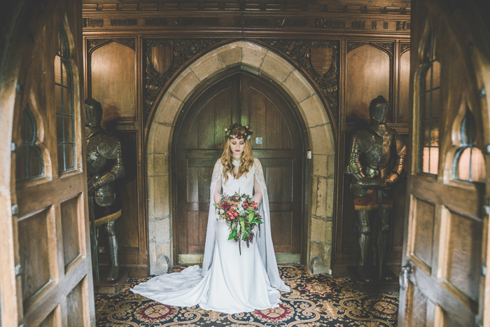 Langley Castle Launches Game Of Thrones Inspired Weddings