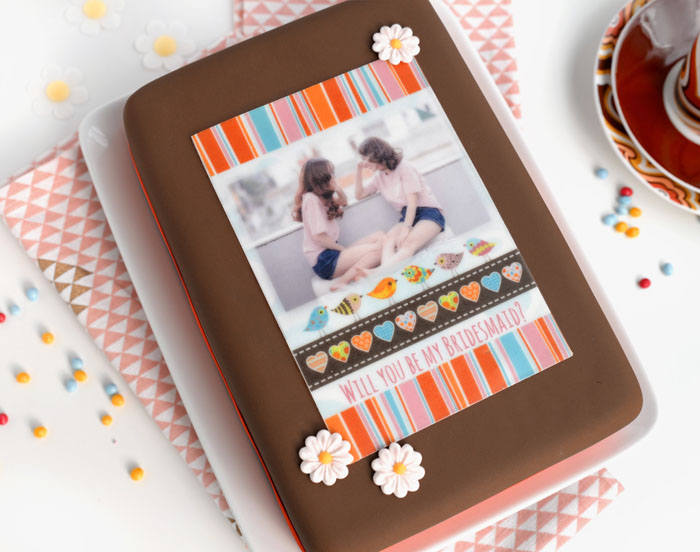 Asda Personalised Birthday Cakes In Store ~ Perfectly personal celebration cakes designed in minutes