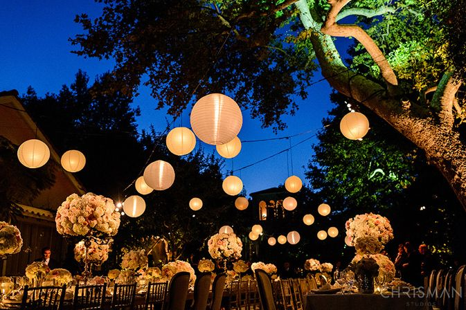 Beautiful decoration ideas for your garden wedding