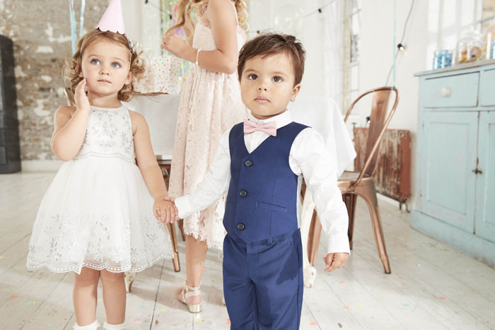 8ae67735cd1d4 So adorable! River Island launches Flower Girl and Summer Suits ...