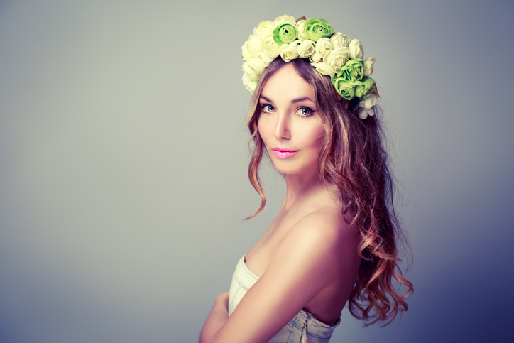 Wearing Hair Extensions On Your Wedding Day The Facts