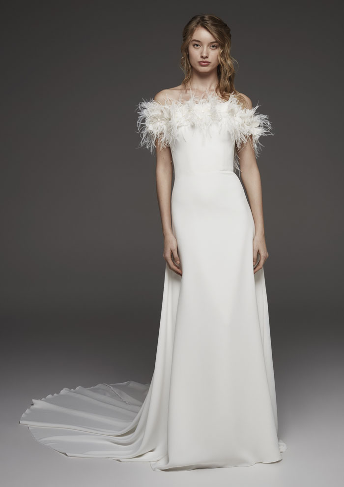 e66edcd2c4 Prepare to be wowed by the Pronovias 2019 Preview Collections