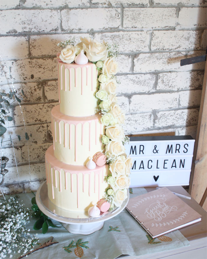 5 Gorgeous Trendy Wedding Themes For 2020: Wedding Cake Trends For 2018/19