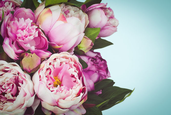 10 Ways To Include Peonies In Your Wedding Day