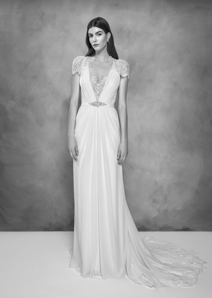 8aa6565d3d5f Jenny Packham celebrates 30th anniversary with bridal collection
