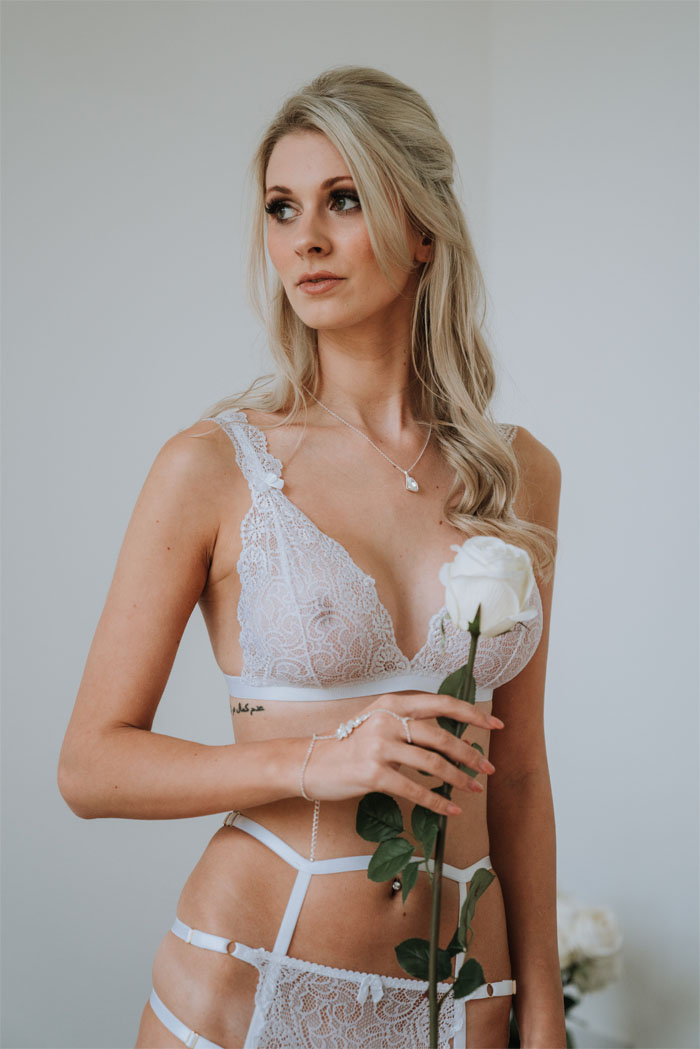 Essential Lingerie Garments For Your Wedding Day