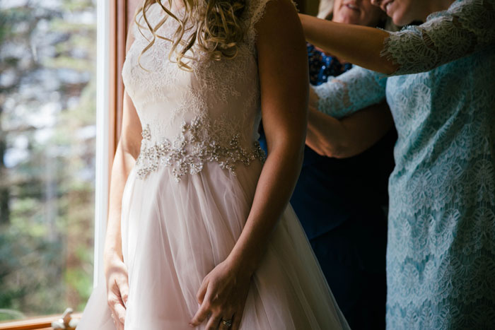 Why You Should Dry Clean Your Wedding Dress