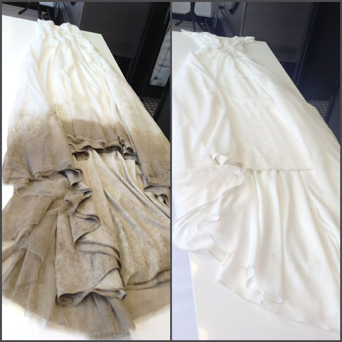 Wedding Gown Cleaning: Five Steps To Dry-cleaning Your Wedding Dress