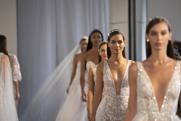 The Highlights From New York Bridal Fashion Week Fall 2019