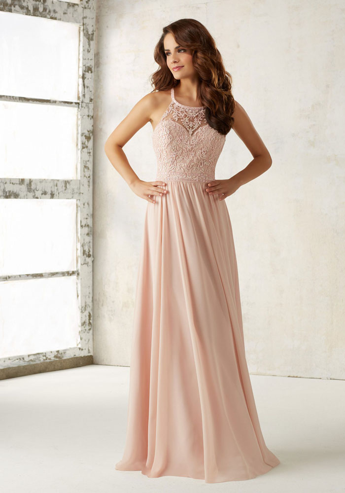 pink-bridesmaids-dresses-9