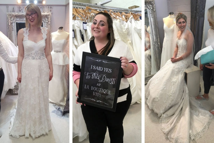 6f6affc1e6 La Boutique  the one-of-a-kind bridal shop in Exeter