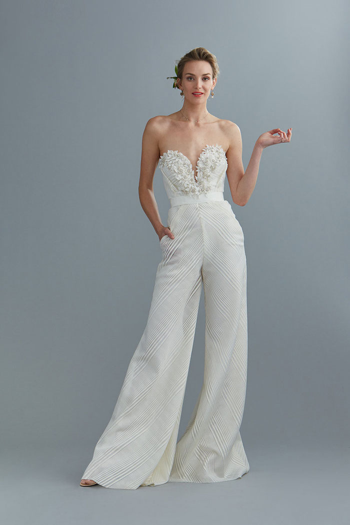 21 Jumpsuits For The Fashion Forward Bride