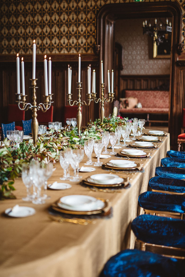 blue-wedding-colour-inspiration-in-a-french-chateau-13
