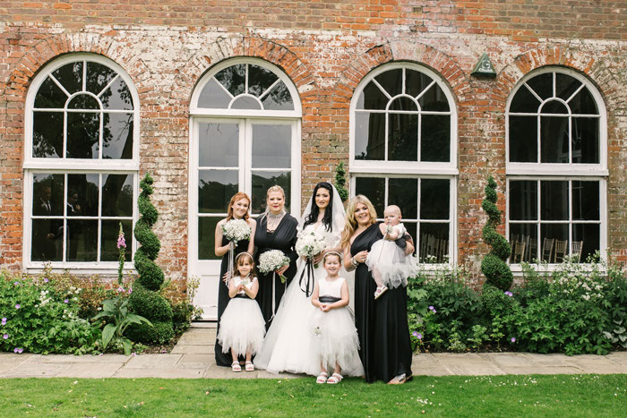 silver-black-and-white-wedding-in-essex-18
