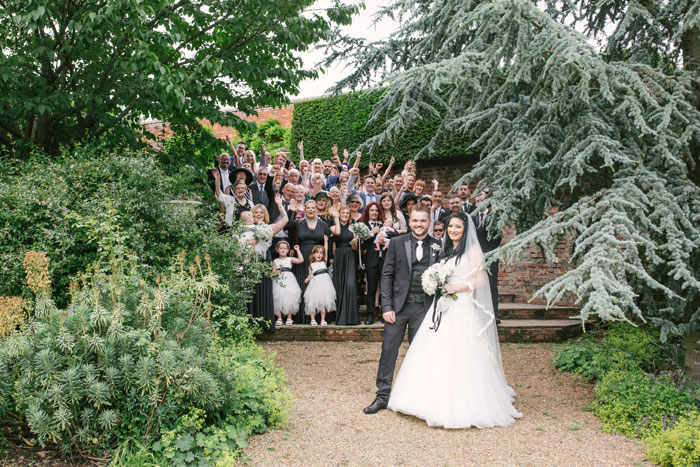 silver-black-and-white-wedding-in-essex-23
