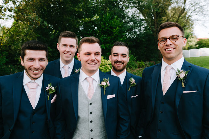 elegant-rose-gold-blush-wedding-nottingham-2