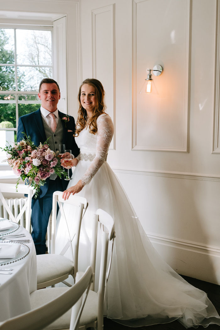 elegant-rose-gold-blush-wedding-nottingham-15