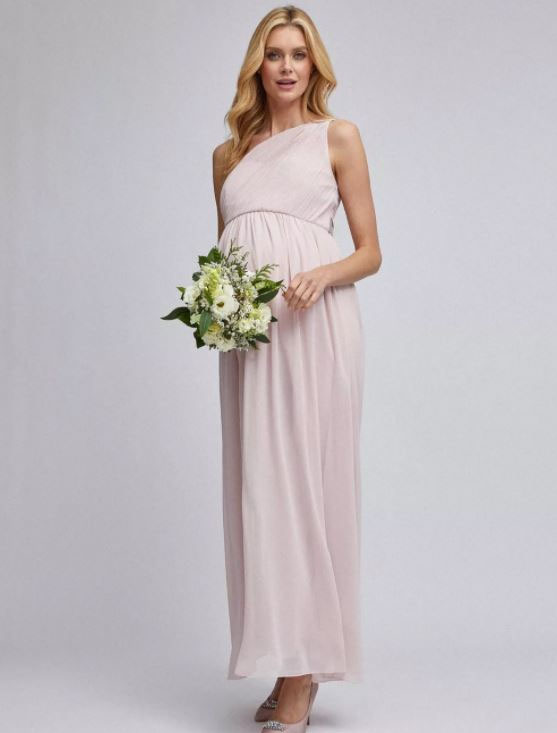 31-fabulous-maternity-wedding-dresses-2020-18