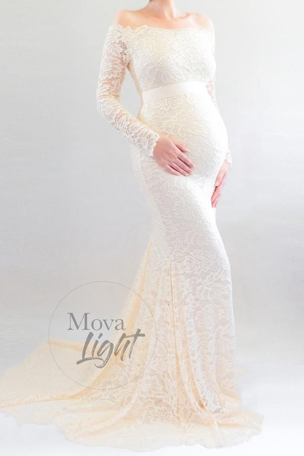 31-fabulous-maternity-wedding-dresses-2020-27