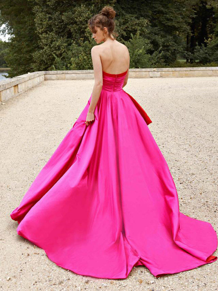 21-pink-wedding-dresses-2021-collections-7