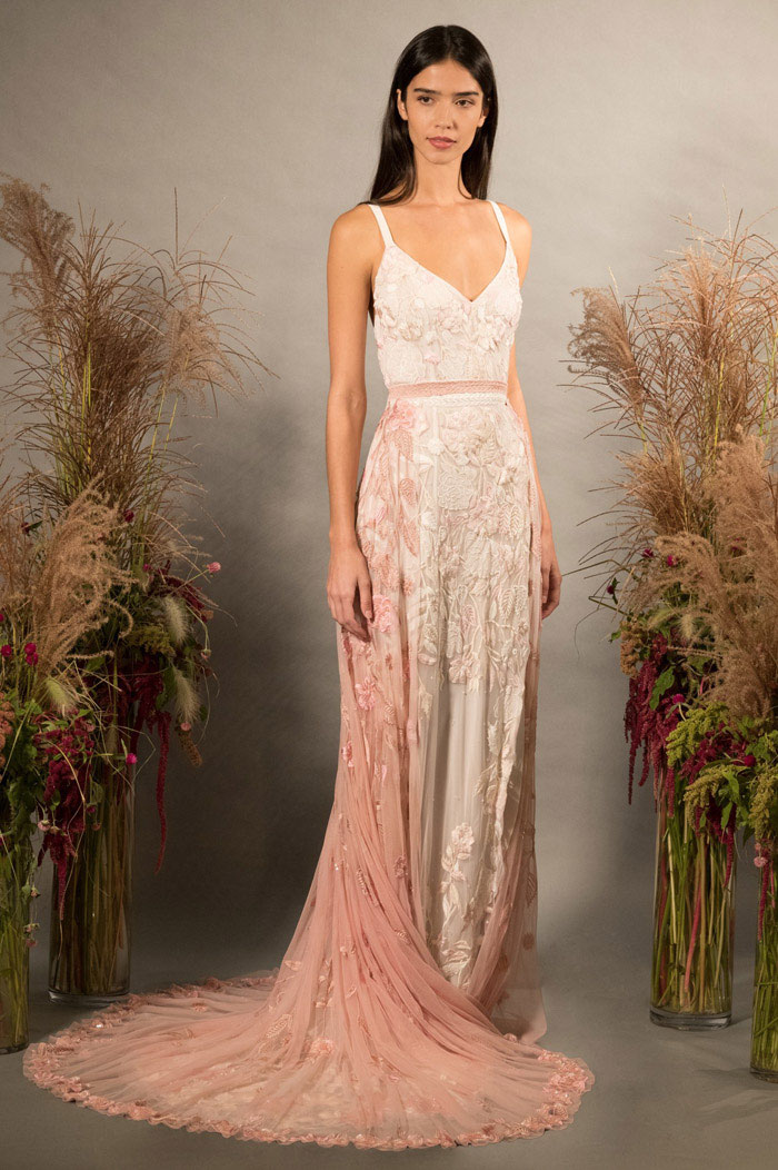 21-pink-wedding-dresses-2021-collections-9
