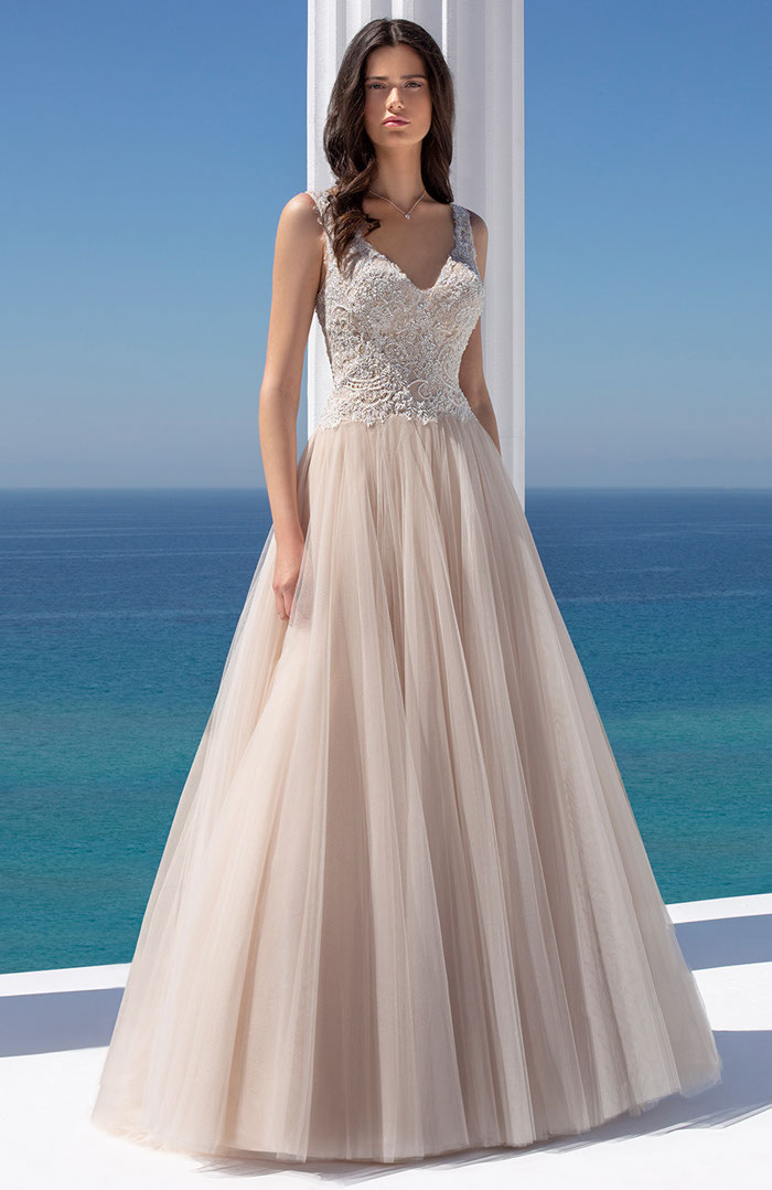 21-pink-wedding-dresses-2021-collections-13