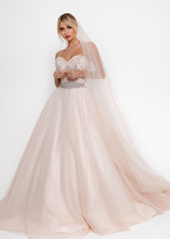 21-pink-wedding-dresses-2021-collections-15