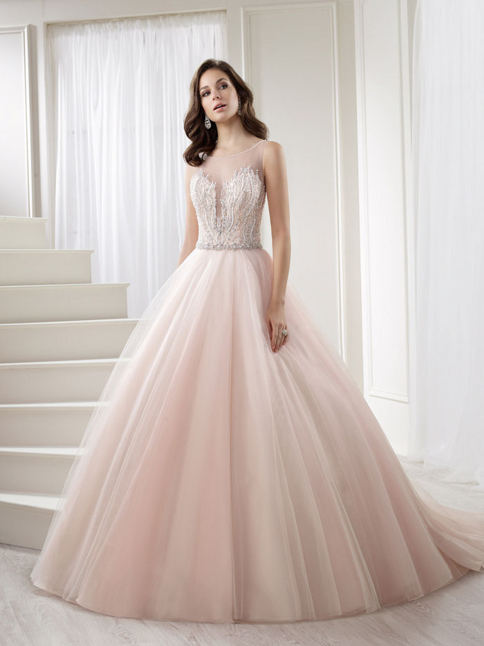 21-pink-wedding-dresses-2021-collections-18